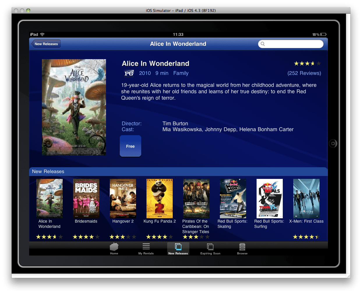 OnDemand for iOS - iPad 0