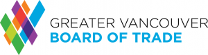 Brand new logo for Greater Vancouver Board of Trade