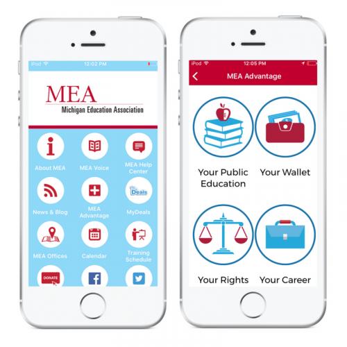 Michigan mobile app