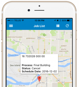 Metro Grove Inspection App