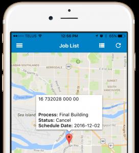 Metro Grove Inspection App