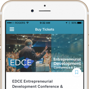 EDCE Tickets