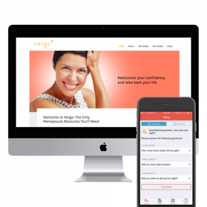 Vergo Website and App