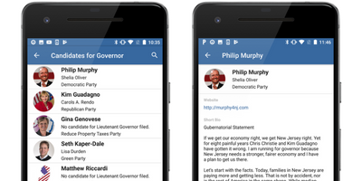 mobile app advocacy