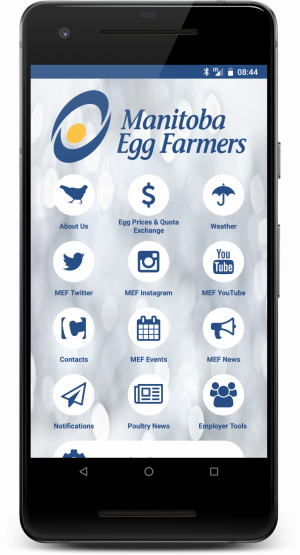 manitoba egg farmers association mobile app