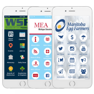 association mobile apps