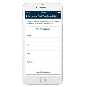 wsparx mobile app