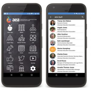 aea mobile app