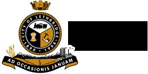 city of lethbridge logo