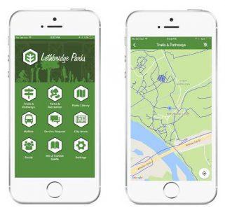 city of lethbridge mobile app