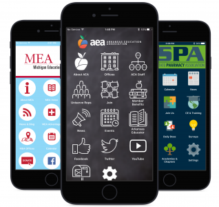 association mobile apps