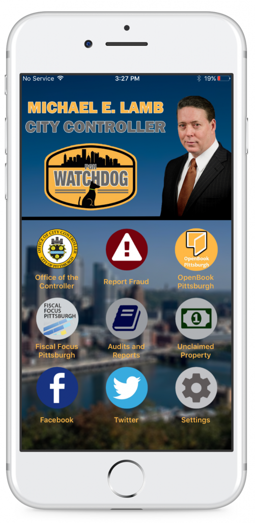 pittsburgh mobile app