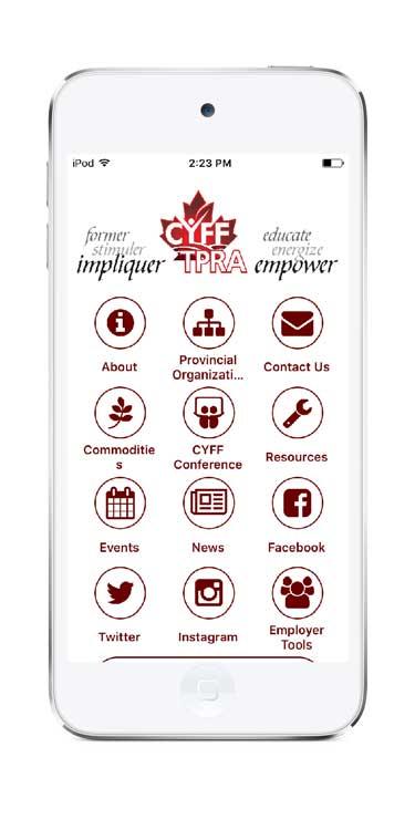 cyff mobile app