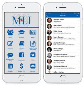 Macdonald laurier mobile app