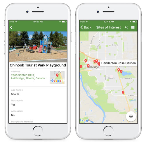 city of lethbridge mobile app