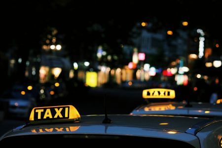 taxi Vancouver