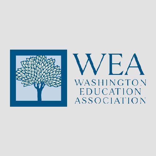 Washington education association mobile app