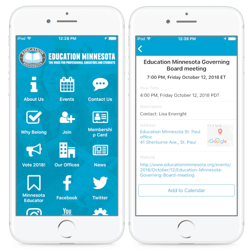 Education Minnesota App