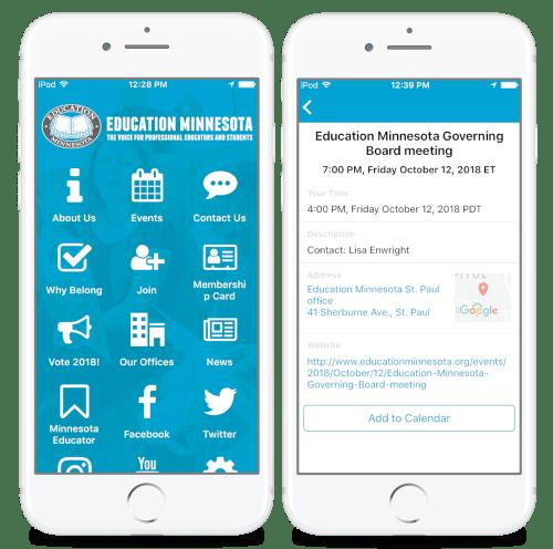 Education Minnesota App