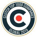 Clutch Global 1000 Logo