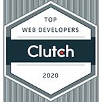 CLUTCH Top Web Developers 2020