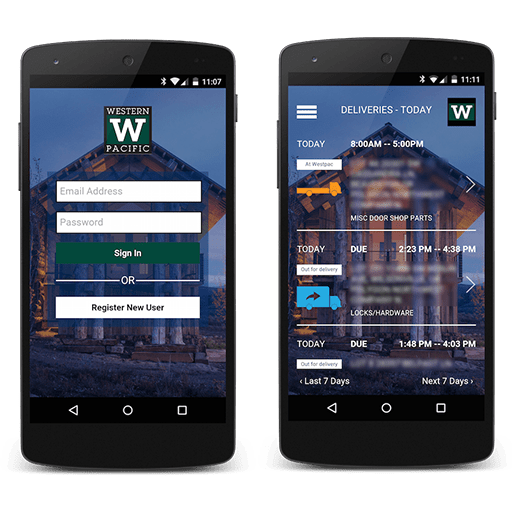 14 Oranges - Western Pacific Mobile App Screenshots